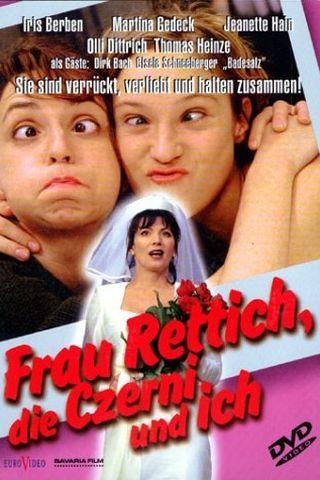 Mrs. Rettich, Czerni and I