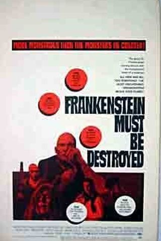 Frankenstein Tem Que Ser Destruído