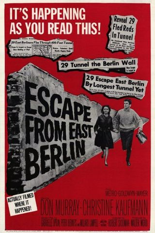 Fuga de Berlim Oriental