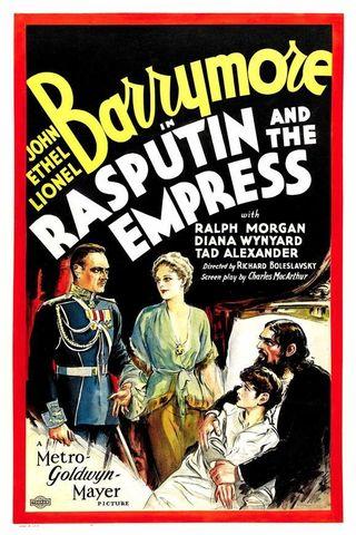Rasputin e a Imperatriz