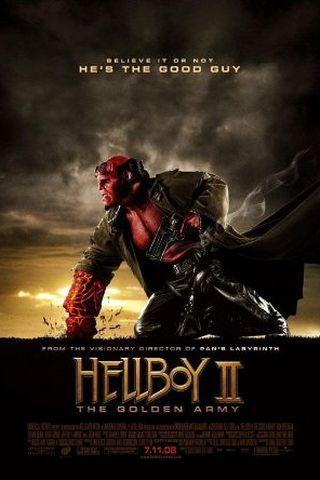 Hellboy II - O Exército Dourado