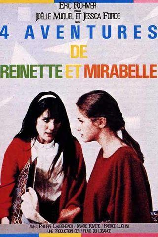 As 4 Aventuras de Reinette e Mirabelle
