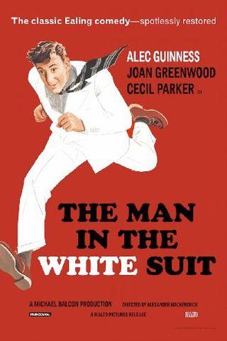 O Homem do Terno Branco