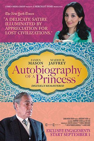 Autobiografia de uma Princesa