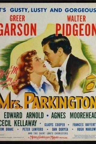 Mrs. Parkington, a Mulher Inspiração