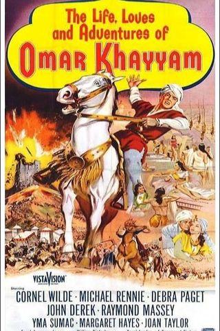 As Aventuras de Omar Khayyam