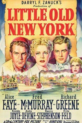 Na Antiga New York