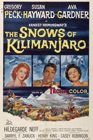 As Neves do Kilimanjaro
