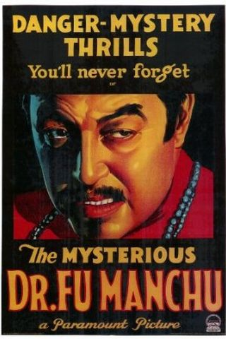 The Mysterious Dr. Fu Manchu