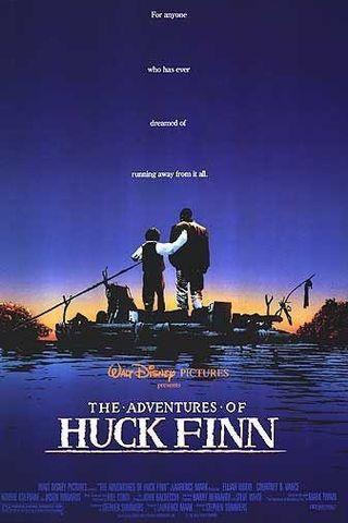As Aventuras de Huck Finn